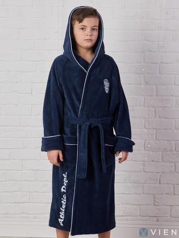ATHLETIC DEPT (Denim) халат для мальчика  Five Wien (Турция)