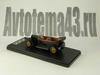 1:43 Volvo OV4 Jacob 1927