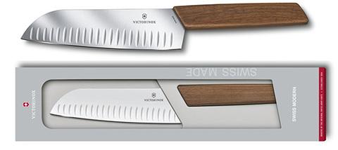 Нож универсальный SANTOKU Victorinox модель 6.9050.17KG