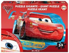 Puzzle -Giant Cars 3