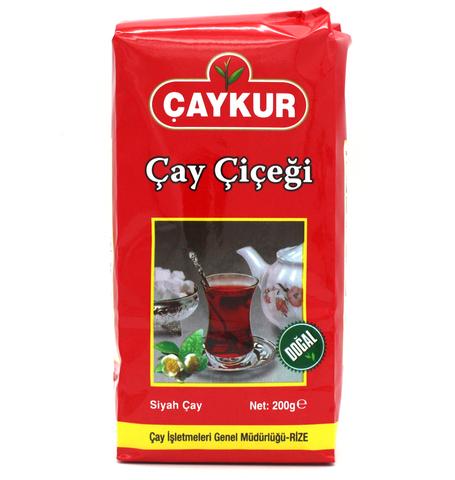 """Турецкий черный чай """"Чайный цветок"""", Çaykur, 200 г"""