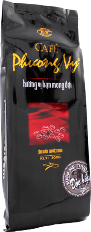 Молотый кофе Phuong Vy Специальный, 200 гр.