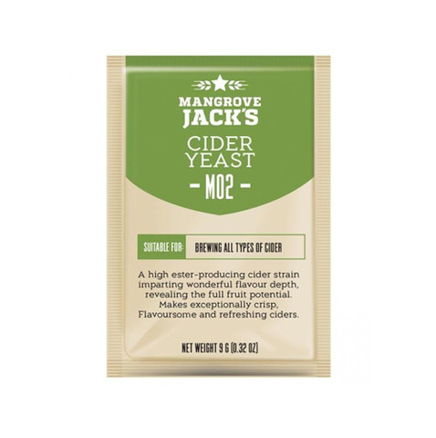 Дрожжи Cider Yeast M02, 10 гр