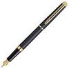 Waterman Hemisphere - Mars Black GT, перьевая ручка, F