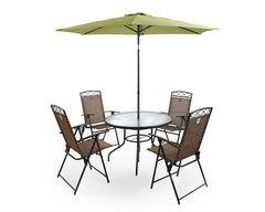Комплект мебели из ротанга TJF-T007-GN