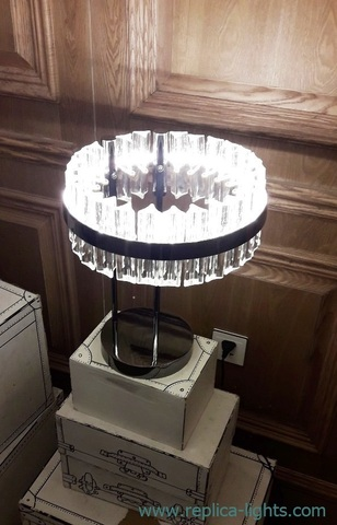 replica table lamp  LED Pendant by Baroncelli 7