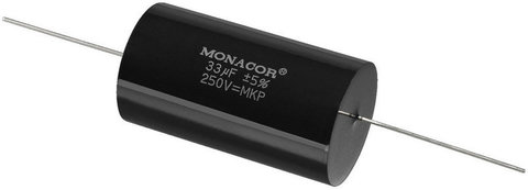 Monacor MKP- 33 µF
