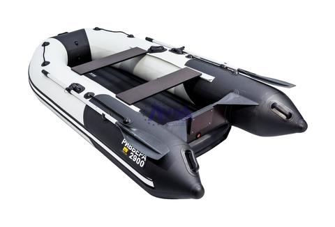 Лодка ПВХ Ривьера Компакт 2900 НДНД