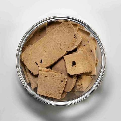 Сублимированное мороженое Шоколадное 'Тройная точка', 60г