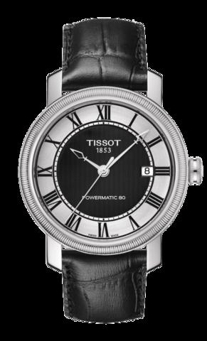 Купить Наручные часы Tissot Bridgeport Powermatic T097.407.16.053.00 по доступной цене