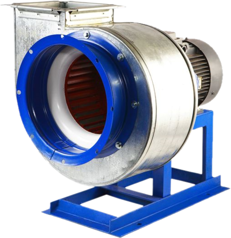 Вентилятор радиальный ВЦ 14-46-4,0 (4кВт/1500об) Среднего давления