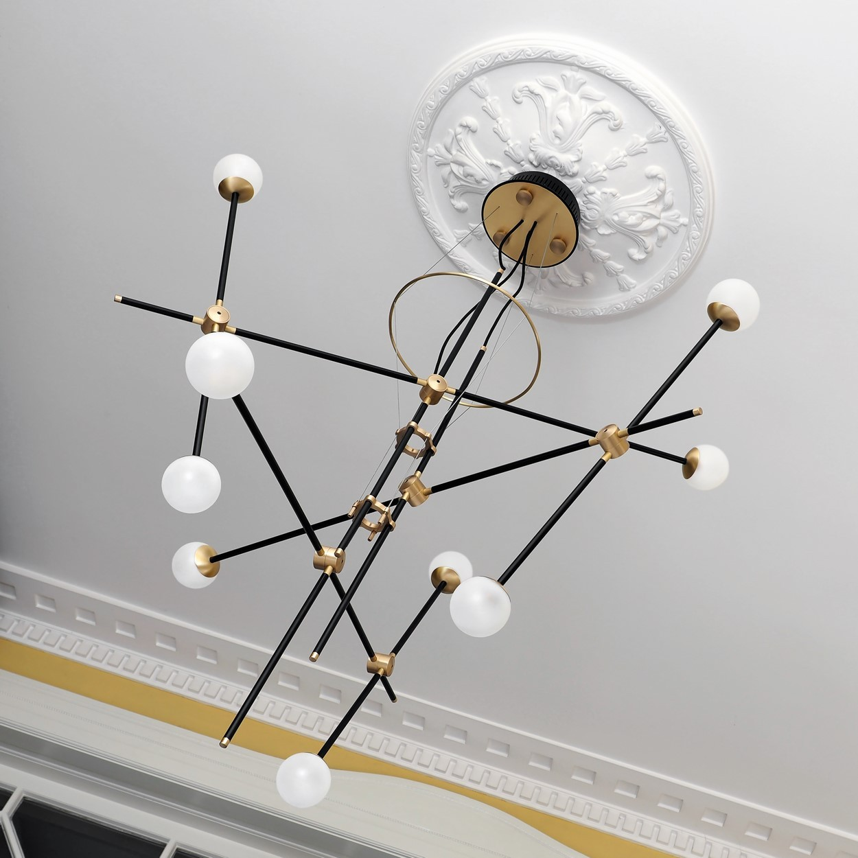 BULLARUM ST-9 CHANDELIER by Intueri Light