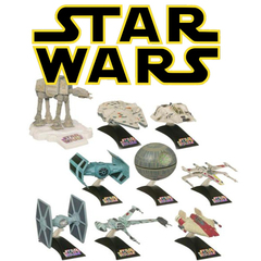 Star Wars Die Cast Titanium Vehicles Wave 02