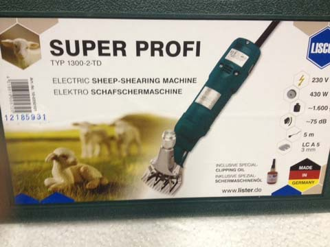 Машинка  для стрижки овец Liscop Super-Profi 3000