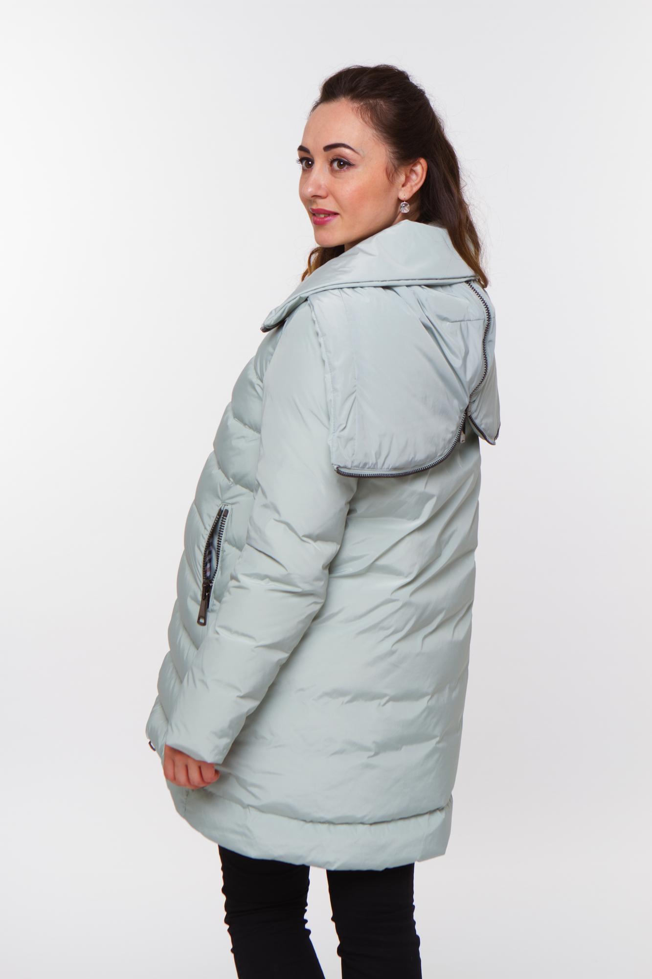 Куртка 05145 мятный