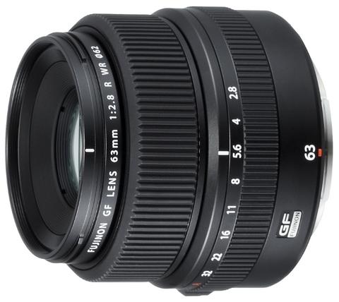 Fujifilm GF 63mm f/2.8 R WR