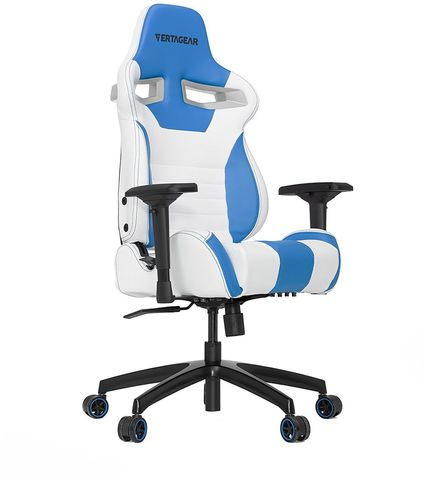 КОМПЬЮТЕРНОЕ КРЕСЛО Vertagear Racing Series S-Line SL4000 White/Blue