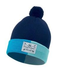 Вязаная шапка Buff Hat Knitted Kelda Medieval Blue