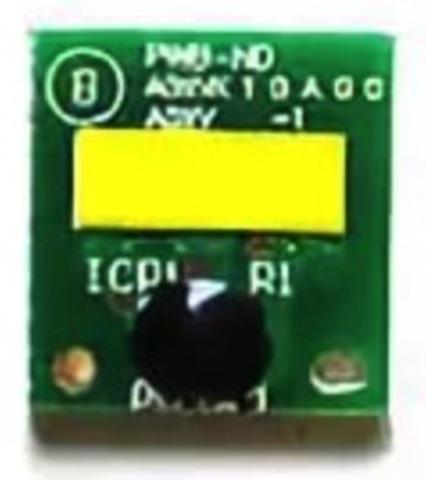 Чип для тонер-картриджа Konica Minolta TN-512Y. Yellow. Ресурс 26 000 стр.