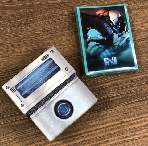Коробочка для колоды и протекторы  – Event Tournament Pack