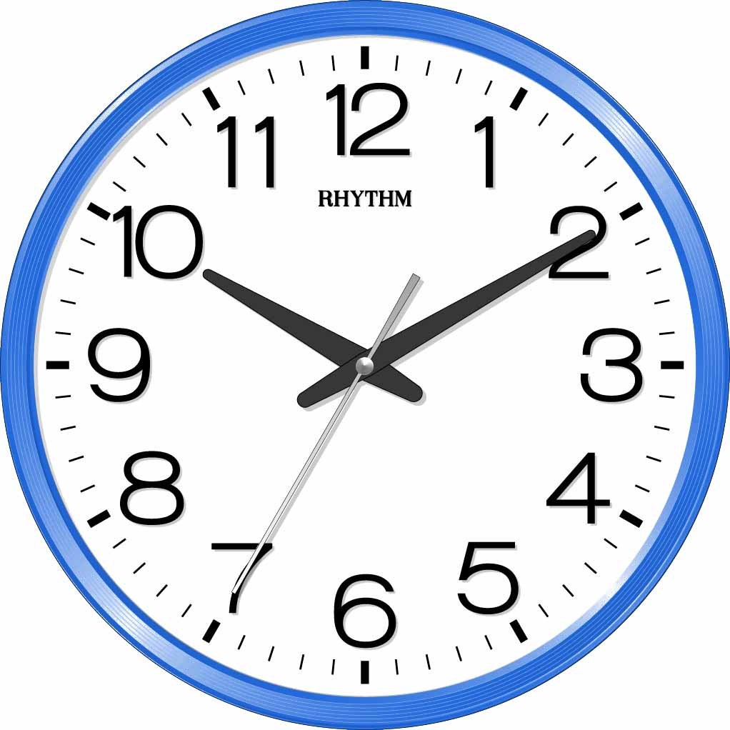 Настенные часы Rhythm CMG494NR04