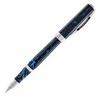 Перьевая ручка Visconti Опера Демо Тайфун синяя смола перо 18 (VS-651-18M) перьевая ручка visconti salvador dali темно синий перо m vs 664 18m