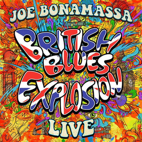 Joe Bonamassa ‎/ British Blues Explosion Live (3LP)