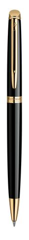Набор с гравировкой: Ежедневник и шариковой ручкой  Waterman Hemisphere Mars цвет: Black GT123