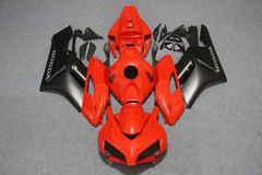 Комплект пластика для мотоцикла Honda CBR 1000RR 04-05 Красно-Черный
