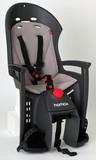 Велосипедное кресло детское на багажник Hamax Plus Siesta с багажником