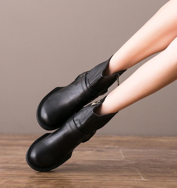 Женские ботинки «LOROC»