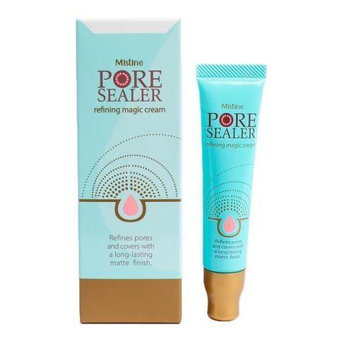 Крем для уменьшения пор на лице Mistine Pore Sealer Refining magic cream 15гр.