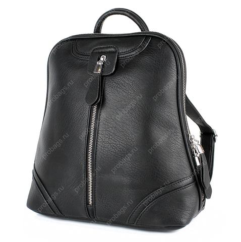 Рюкзак женский PYATO 28-2016 Черный