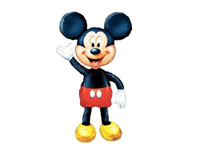 Ходячий шар Микки Маус (фото 3)