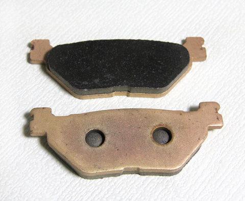 Синтетические тормозные колодки для Yamaha XVS 950, XT 1200 Z, FJR 1300