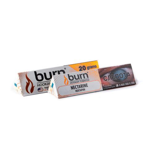 Табак Burn Nectarine (Нектарин) 20 г
