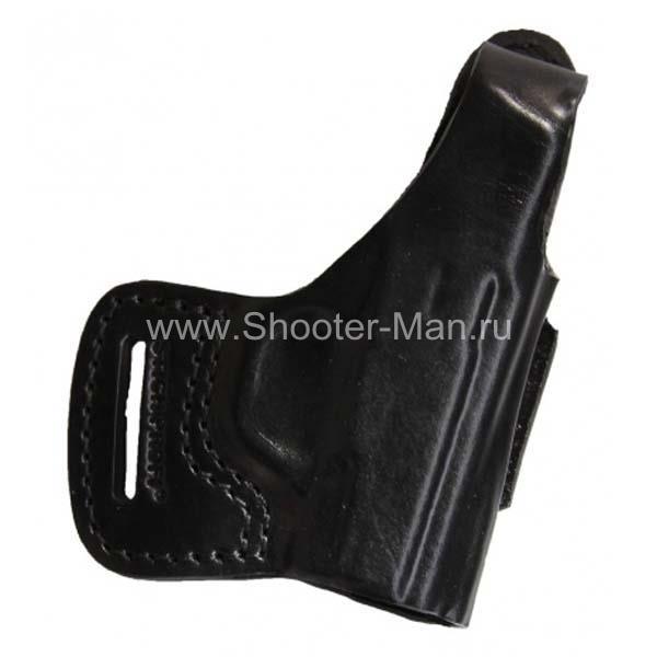 Кобура поясная для пистолета Shark ( модель № 6 ) Стич Профи