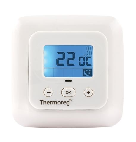 Терморегулятор для теплого пола. Thermoreg TI-900