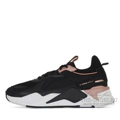 Кроссовки PUMA RS X TOYS Black Bronze