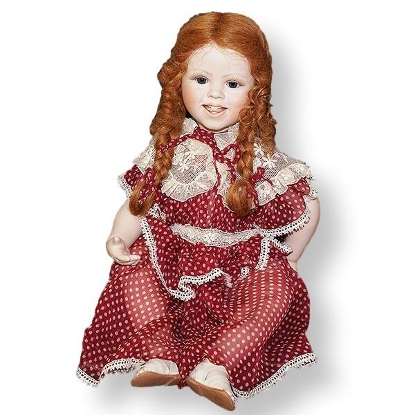 Статуэтки Кукла фарфоровая коллекционная Marigio Melissa kukla-farforovaya-kollektsionnaya-marigio-melissa-italiya.jpeg