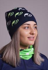 Лыжная шапка Nordski Logo Navy
