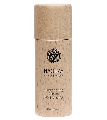 Кислородный увлажняющий крем, Naobay