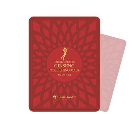 Маска для лица тканевая женьшень Mijin Skin Planet Ginseng Nourishing Mask