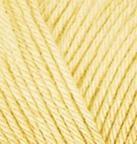 Пряжа Diva Plus Alize 509 Лимон, фото