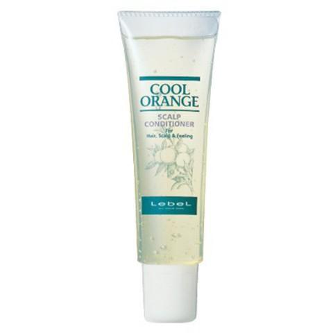 """LEBEL Очиститель """"Cool Orange"""" для жирной кожи головы"""