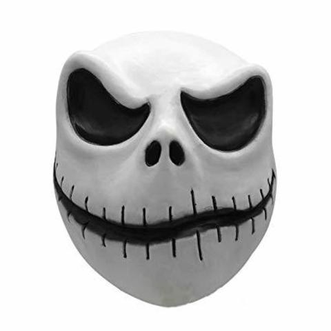 Кошмар перед Рождеством маска Джек Скеллингтон