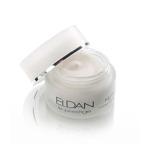 Крем питательный с рисовыми протеинами Eldan Nutriactive Nourishing Reparing Cream Le Prestige 50мл