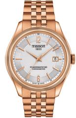 Мужские часы Tissot T108.408.33.037.00 Ballade Powermatic 80 COSC