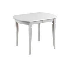 Стол раскладной Modena (MD-T4EX) Ivory white — слоновая кость