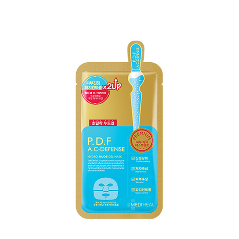 Маска MEDIHEAL P.D.F A.C Defense Hydro Nude Gel Mask 1 шт.